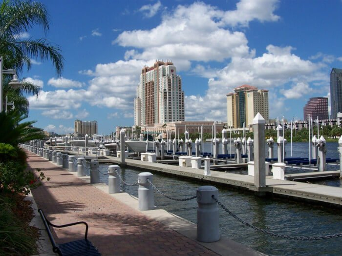 Cheap Roundtrip Airfare To Tampa Florida Green Vacation