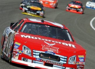 NASCAR sweepstakes win trip to Joliet Illinois & VIP fan experience at Chicagoland speedway race