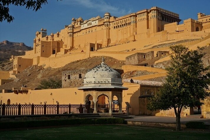 Jaipur To Agra By Car Cost