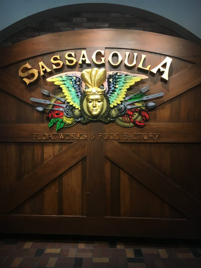 Sassagoula Floatworks and Food Factory Port Orleans French Quarter food court