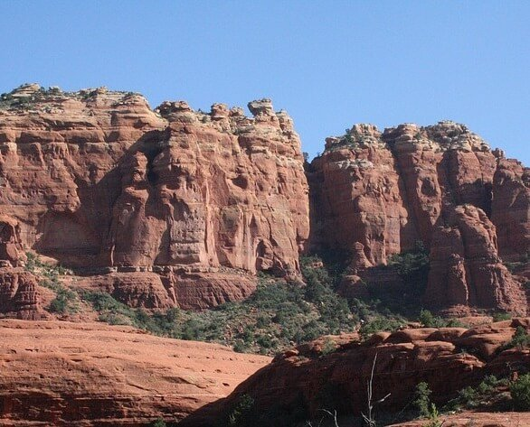 Discount tickets to Sedona Arizona scenic rim jeep tour