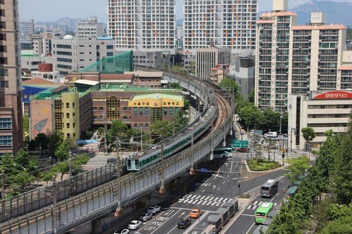 Seoul South Korea hotel deals save money on Riverside Loisir Atrium Kobos