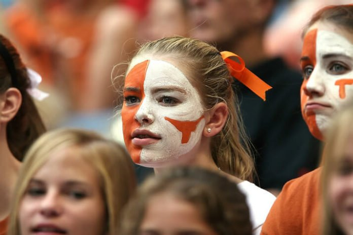 Texas Longhorns Oklahoma Sooners Red River Showdown ticket 15% off