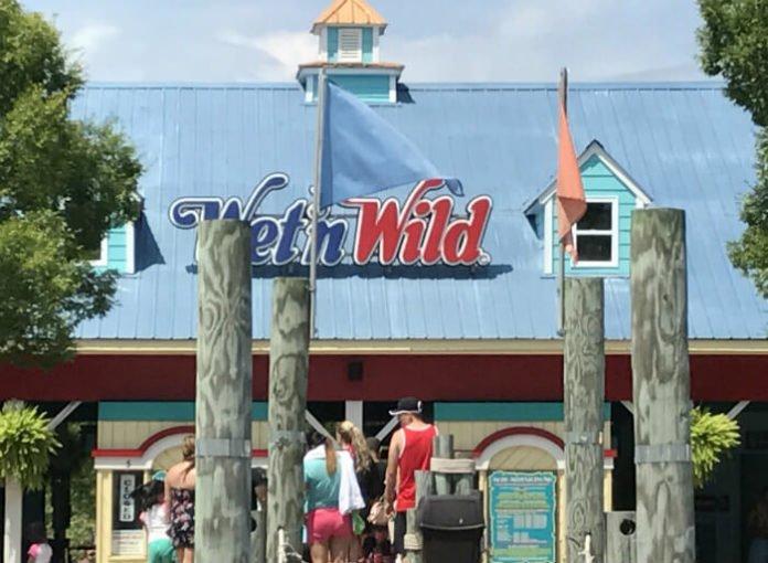 Wet'n Wild Emerald Point waterpark discount tickets Greensboro NC