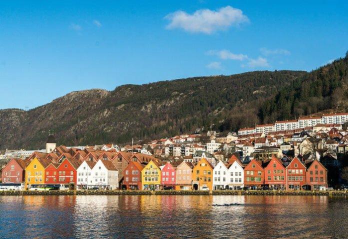 BOGO cruise sale Northern Europe see Norway Germany Estonia Denmark Sweden Russia Spain France
