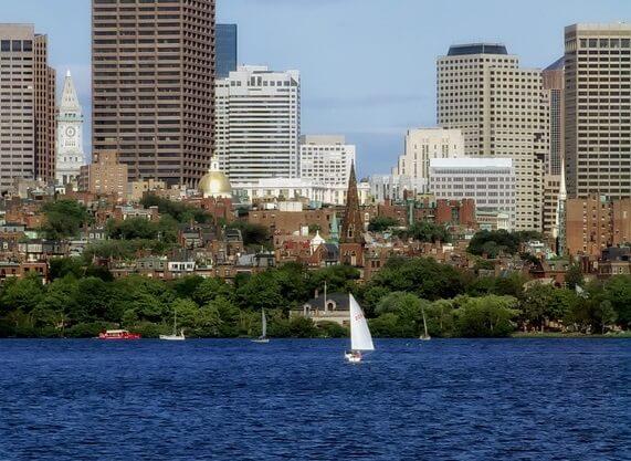 Half off Mother's Day Boston Harbor cruise