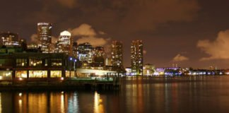 Boston Harbor Memorial Day yacht party discount price
