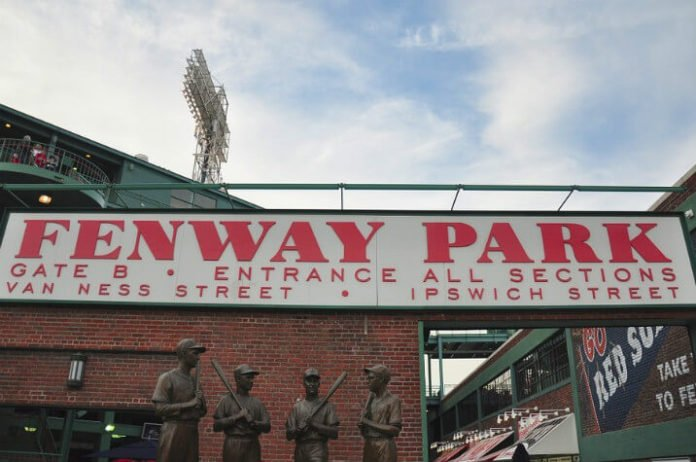 Win a free trip to Boston for Red Sox baseball game