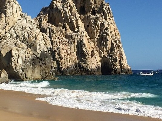 Cabo San Lucas Mexico hotel deals enjoys beaches of Baja California Sur budget travel