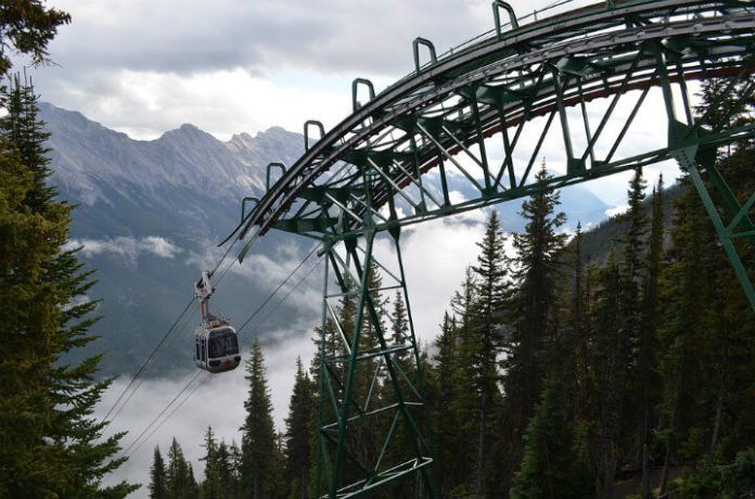 Canadian Rockies railway tour from Vancouver group rate discount see Banff Jasper Kamloops