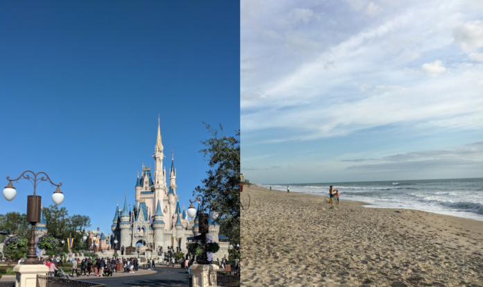 Combine a Disney World trip with beach vacation & save up to 60%