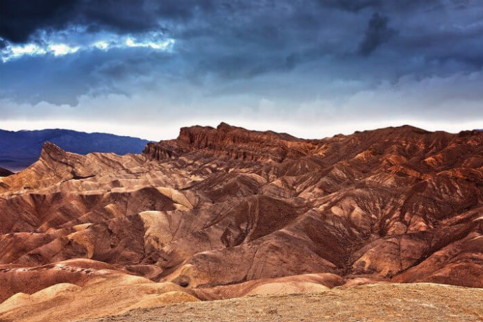Win a free trip to Death Valley California