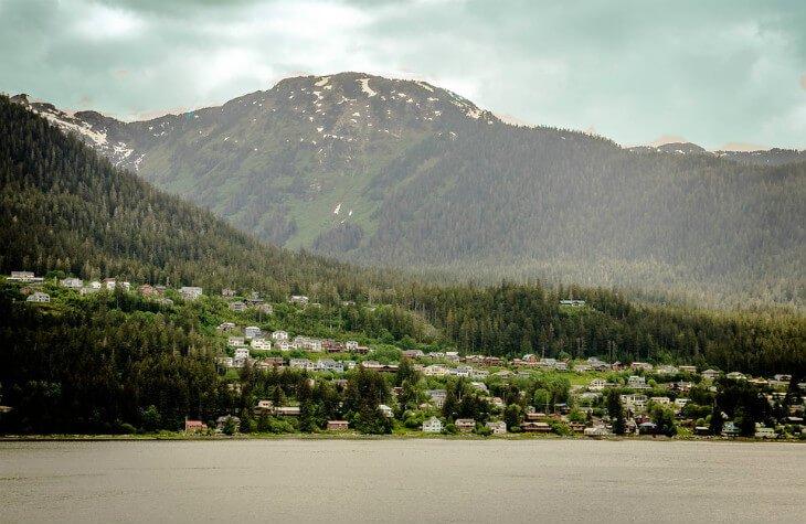 Alaska Cruise Car Rental Juneau