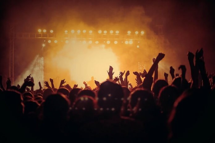 Win a free trip to Live Nation Concert includes airfare hotel