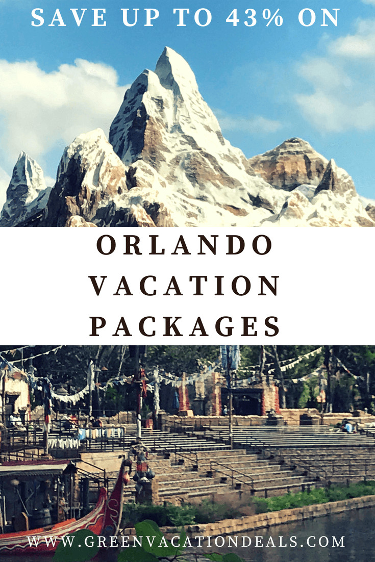 Planning a trip to Orlando, Florida? Consider a vacation package & book your hotel with your choice of Orlando attractions (Disney World, Universal Studios, LEGOLAND, SeaWorld, Busch Gardens Tampa Bay, Discovery Cove, Kennedy Space Center, etc)