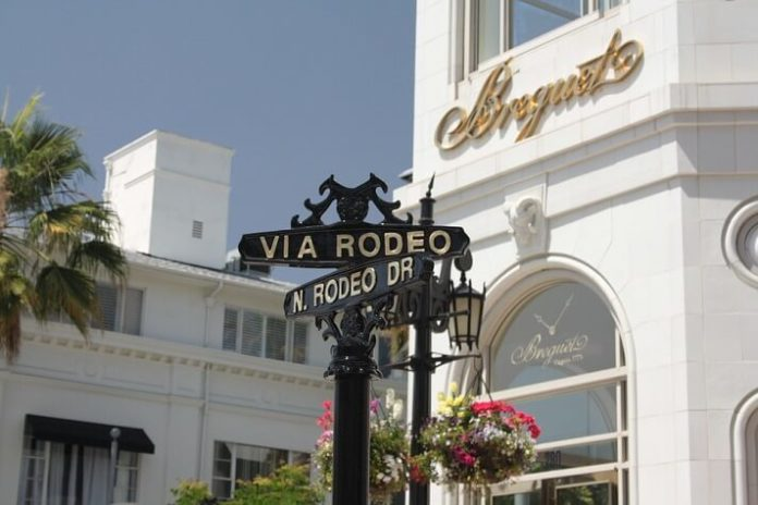 win a free shopping spree on rodeo drive in beverly hills california