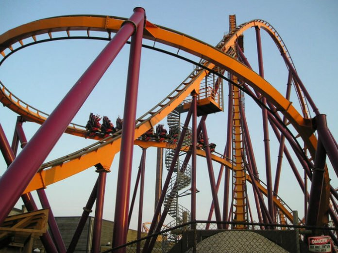 Win a trip to Six Flags theme park of your choice