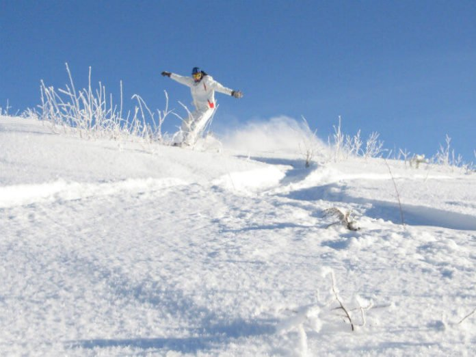 Promo code for discounted snowboard & ski holiday in Finland