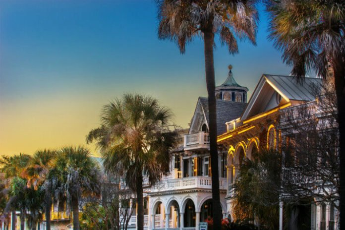 Win a free trip to Charleston SC flight dinner hotel included