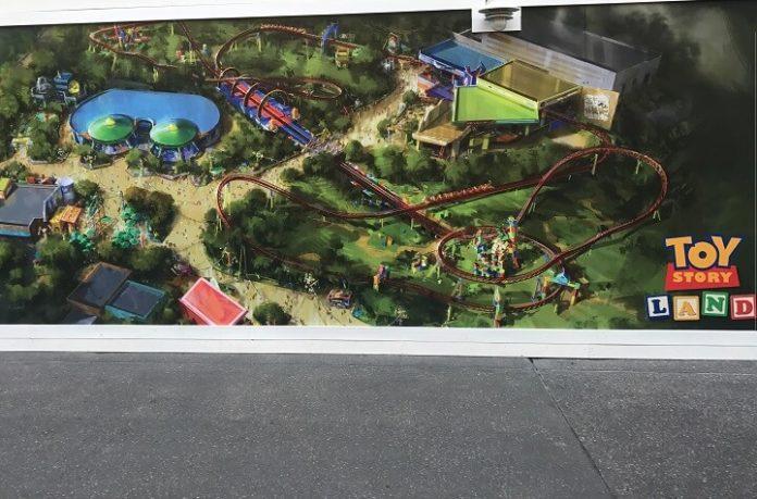 7 new things at Walt Disney World this summer Donald's DinoBash UP bird adventure Toy Story Land