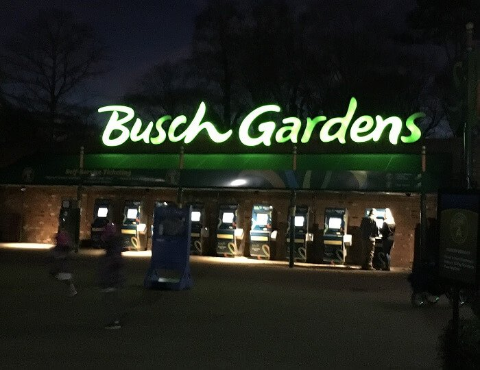 Promo Code for Busch Gardens Williamsburg Green Vacation Deals