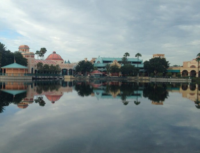 Promo code to use save $100 off Coronado Springs Walt Disney World Resort