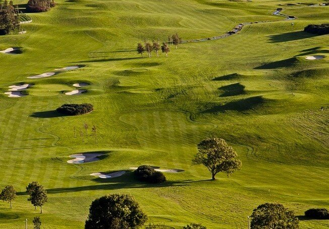 Save up to 56% on Golf & Lunch at Druid Heath Golf Course in Wicklow near Dublin Ireland