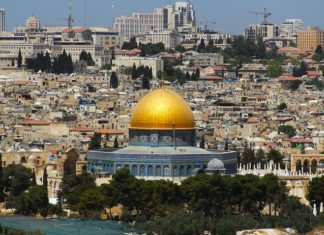 Israel vacation packages book flight from US with hotel in Tel Aviv or Jerusalem save up to $1325