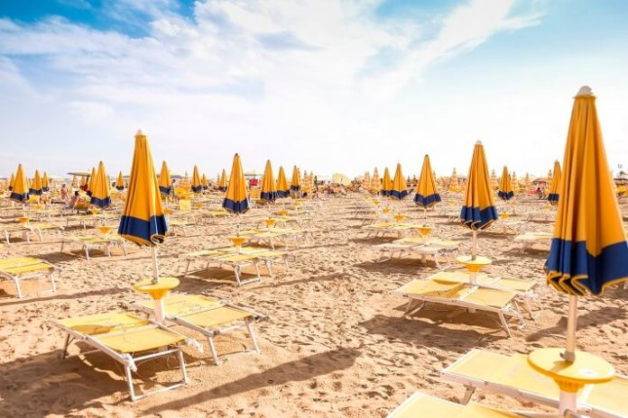 Best luxury beach hotels in Lido di Jesolo Italy