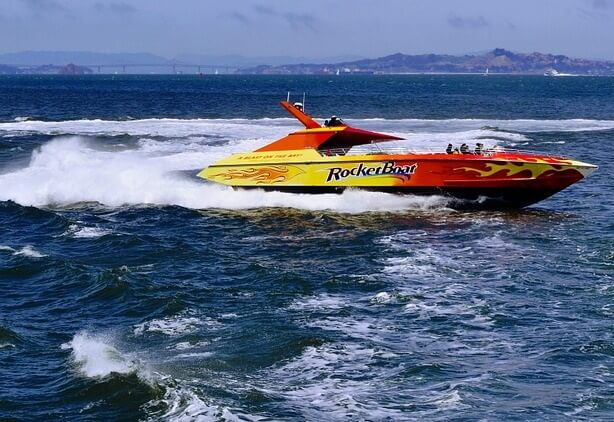 Discount price for RocketBoat Ride on San Francisco Bay