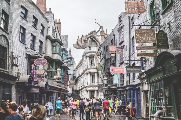 Win a free trip to Universal Studios Orlando tickets to theme parks live taping