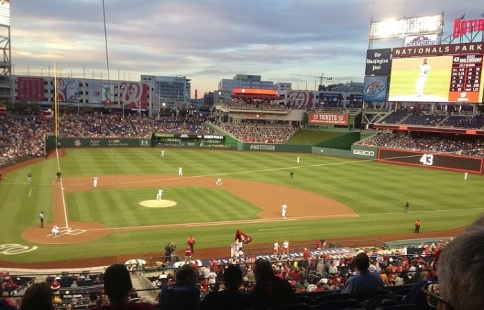 Discount tickets to Washington Nationals baseball game great Father's Day gift
