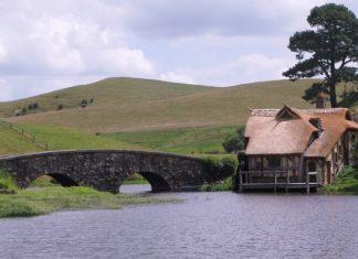New Zealand sweepstakes see Hobbiton art deco tour Moring Kayak Donuts Island