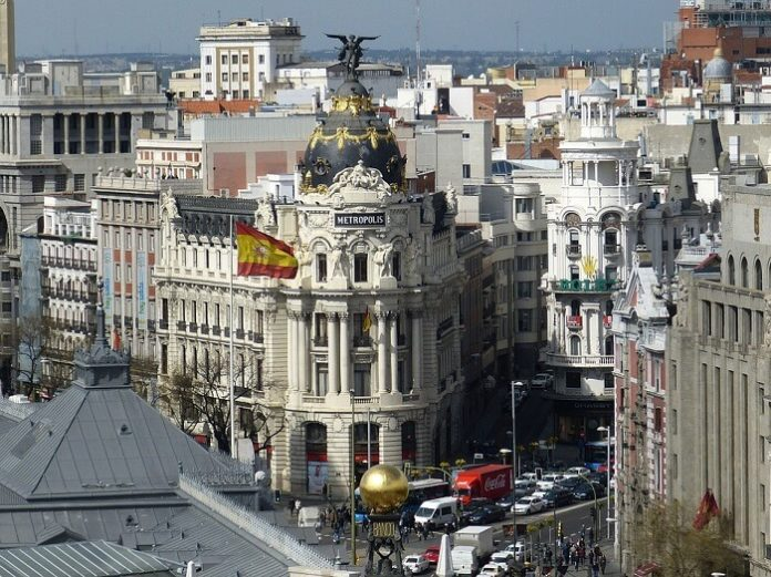 Madrid Spain hotel deals 4-star resorts under $100
