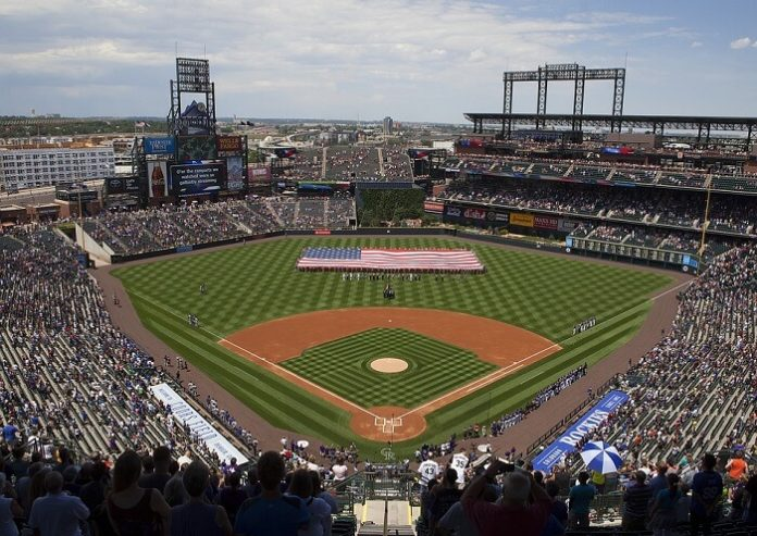 Colorado Rockies baseball ticket deal great Father's Day gift idea