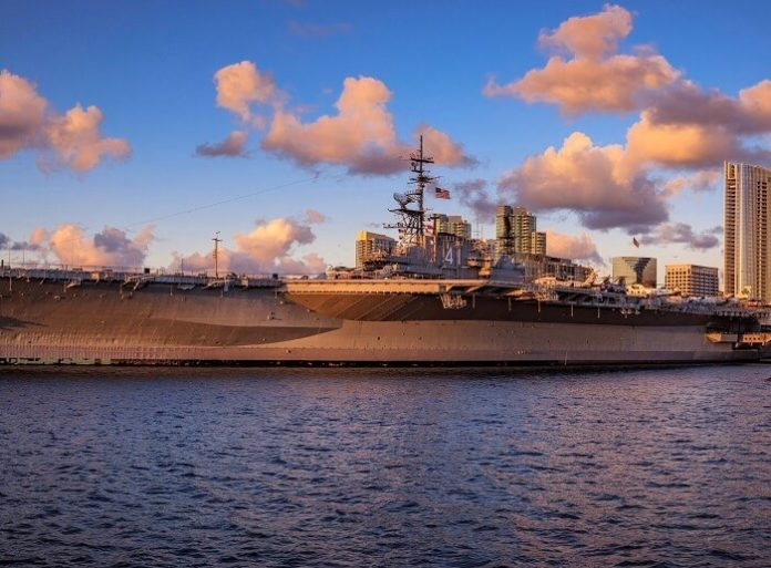 Discount price for San Diego SEAL tour by land & sea learn about military Navy
