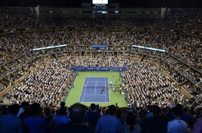 US Open Sweepstakes get free airfare to NYC hotel tennis match tickets