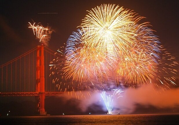 5 Best 4th Of July Bay Area Events Green Vacation Deals