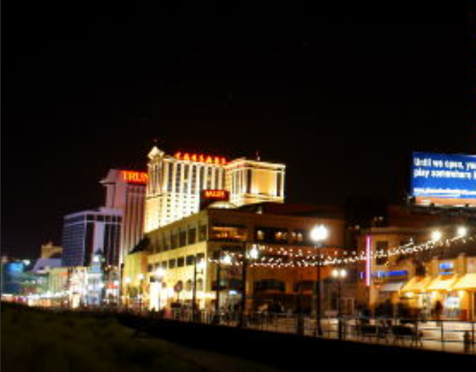 Get spa & resort credit at Caesar's Resort in Atlantic City NJ