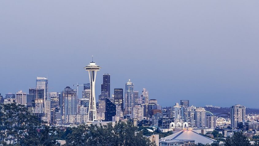 Cheap Roundtrip Airfare To Seattle From Atlanta Nyc