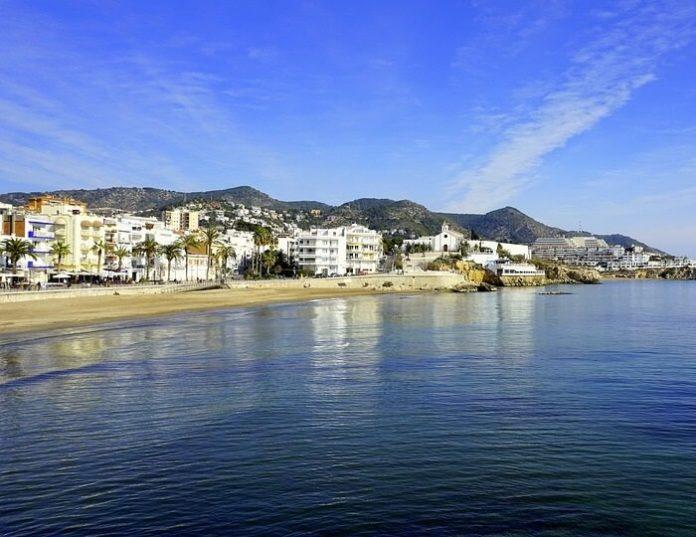 Top 10 Sitges Spain luxury beach hotels