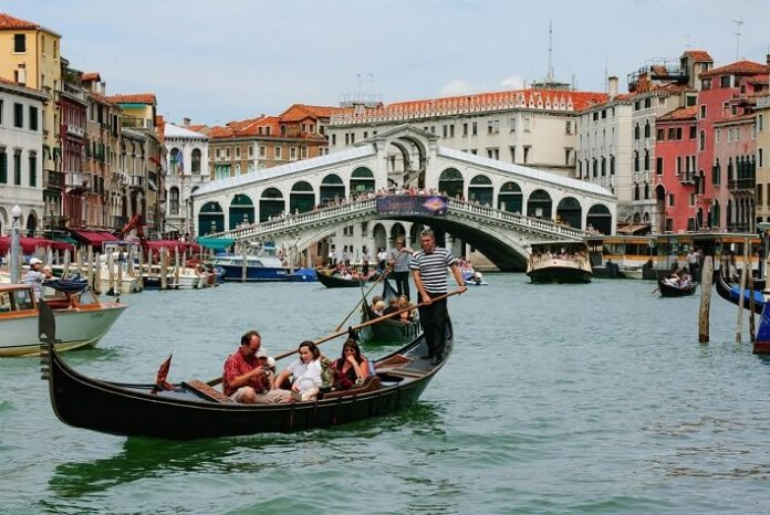 Top 10 luxury hotels in Venice Italy