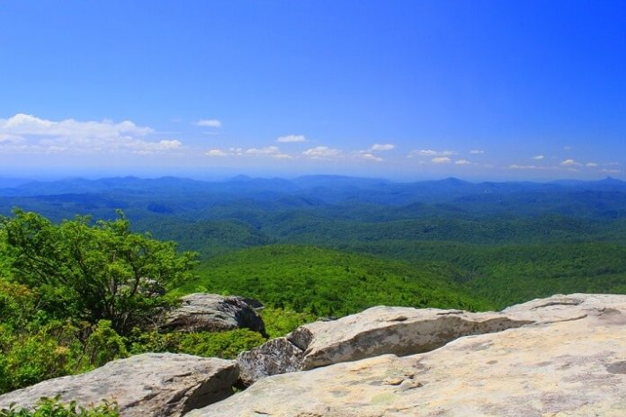 Sweepstakes free trip to Blue Ridge Mountains in North Carolina