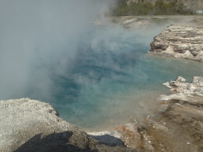 Free Yellowstone camping trip sweepstakes