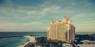 Atlantis Paradise Island Bahamas Celebrate Shark Sale discounted rate resort credit
