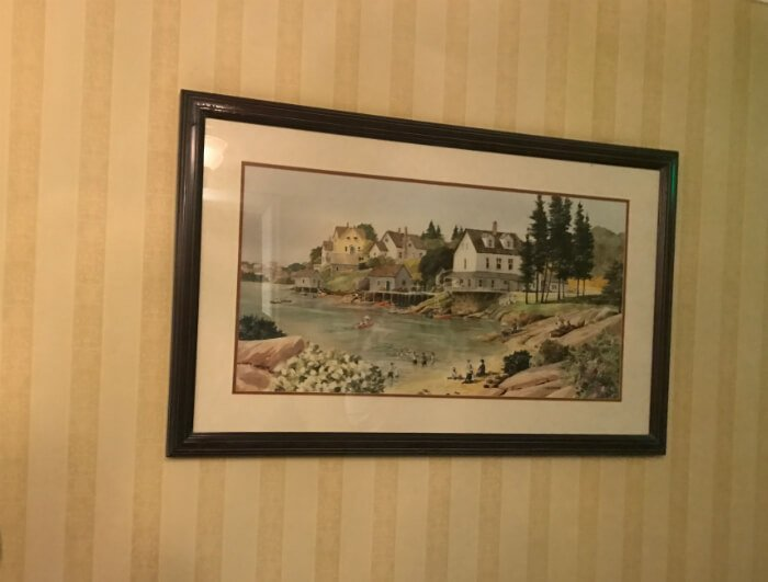 A picture of Northeast USA Atlantic Coast beach at DIsney WOrld Hotel