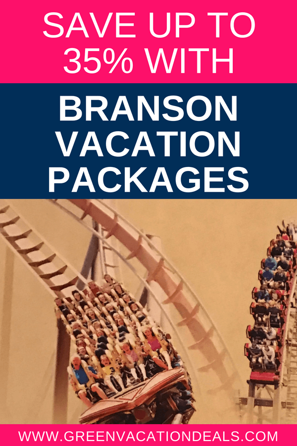Branson Vacation Packages - how to save up to 35%, enjoy fun Branson activities, hotel stay at a discount