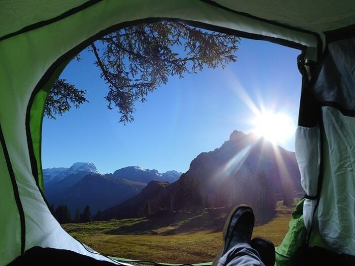 Flash sale save money on camping equipment (tents, hammocks, lantern, etc)
