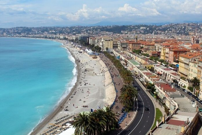 Book cheap roundtrip airfare from Boston Massachusetts to Nice France