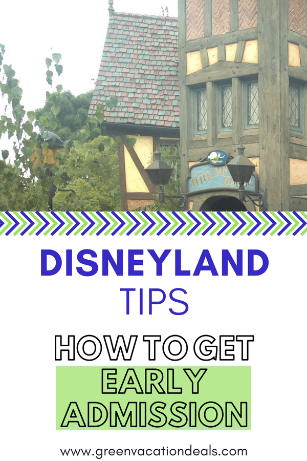 Must read Disneyland advice if you are visiting Southern California! How to get early admission to both Disney California Adventure & Disneyland theme parks in Anaheim. Great family travel tips